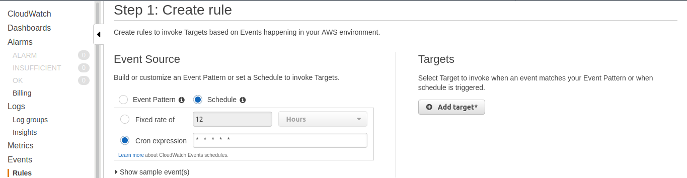 stop-start-AWS-EC2-instances-regular-intervals-using-Lambda