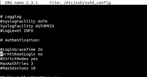 enabling-root-login-to-the-server-with-ssh-login