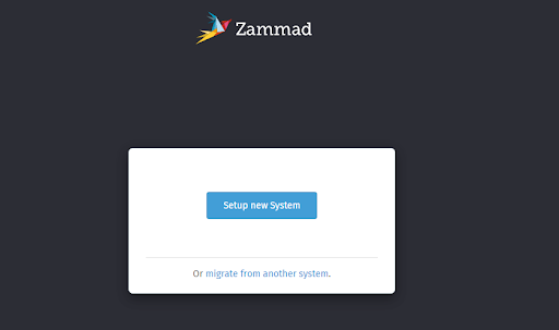 configuration-of-zammad-on-centos7