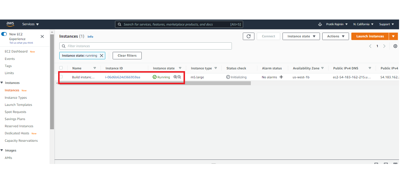 Image Creation with EC2 Image Builder