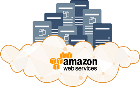 With-Amazon-Web-services